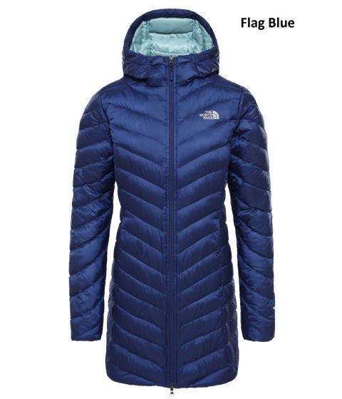 The North Face Women Trevail Parka - Down Filled - Warm and Lightweight